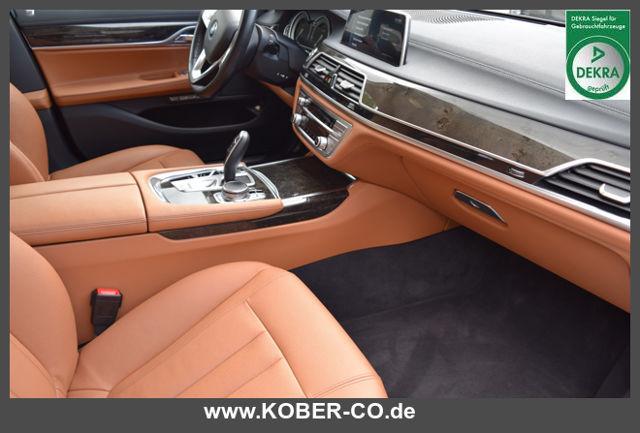 BMW 740dA xDrive Deutsches Fahrzeug