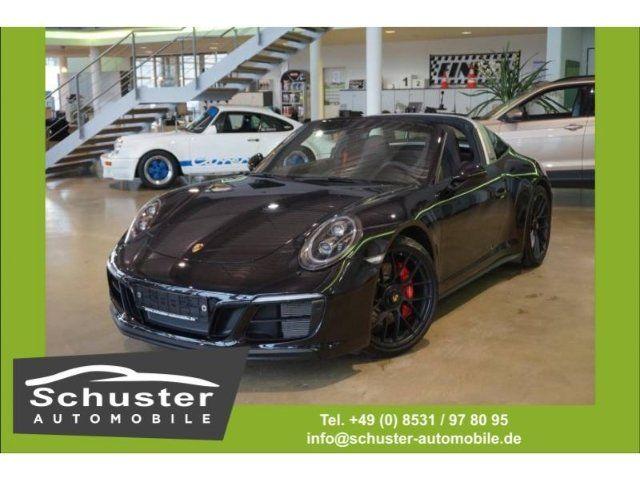 PORSCHE 991 911 Targa 4 GTS 3.0 PDK LED PDLS+ Navi Bose
