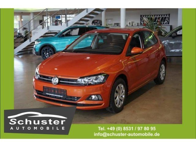 VW Polo Comfortline 1.0 TSI Klima SHZ MFL PDCv+h