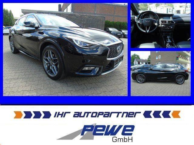 INFINITI Q30 2.2d 7-DCT 4WD EU6 Panorama-19''-Navi-LED-