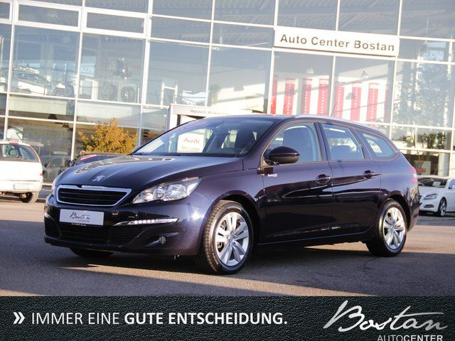PEUGEOT 308 1.6 HDI SW BUSINESS LINE-EURO 6-NAVI-SCHECKH