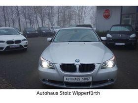 BMW Baureihe 5 Lim. 520d 18 Alufelgen