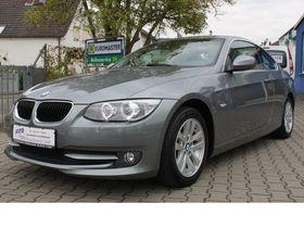 BMW 318i Coupe -LEDER-NAVI-SD-USB-KLIMA-ALU-