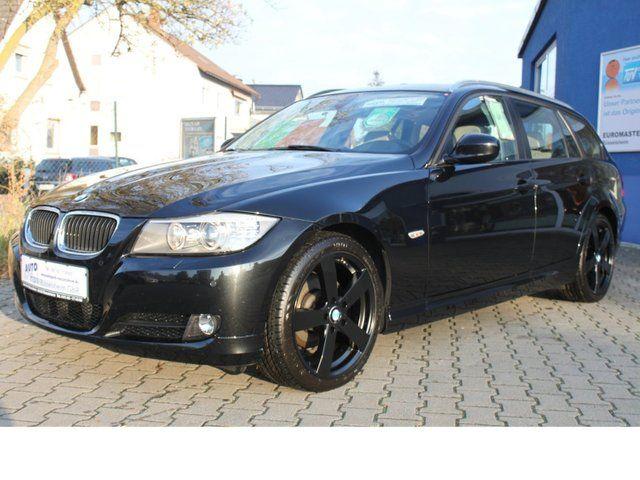 BMW 318i Touring Automatik -VOLL- NAVI-LEDER-PDC-