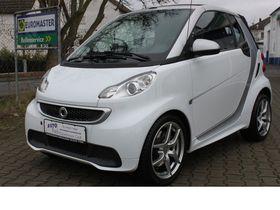 SMART ForTwo Cabrio Micro Hybrid Drive -LEDER-NAVI-ALU