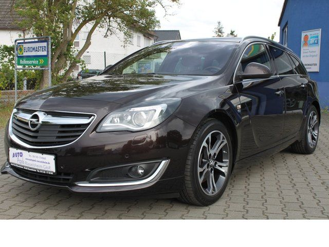 OPEL Insignia 2,0 CDTI Sports Tourer Innovation -VOLL