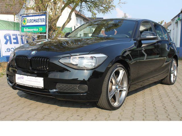 BMW 116i Advantage Plus -19 Zoll ALU-KLIMA-SHZ-PDC-