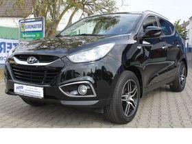 HYUNDAI ix35 Premium AWD -LEDER-KLIMA-ALU-