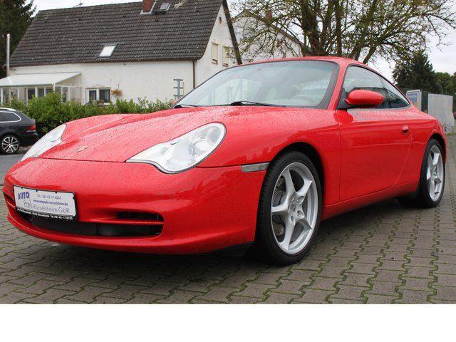 PORSCHE 911 Carrera Coupe -LEDER-SCHIEBEDACH-XENON-NAVI-
