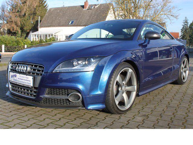 AUDI TTS 2.0 TFSI Coupe quattro -LEDER-NAVI-XENON-