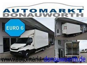 IVECO Daily 65 C 15 Koffer LBW Tempomat Euro 6 Doppels