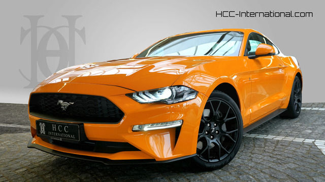 Ford Mustang 2.3 EB Performance Paket|Carbon| B&O|ACC