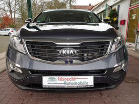 Kia SPORTAGE 2.0 CRDi 4WD SPIRIT AUTOMATIK CAM NAVI