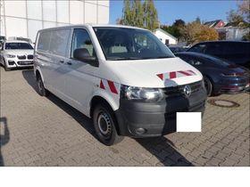 VW T5 Lang 2.0TDI Klima Standheizung Regale PDC