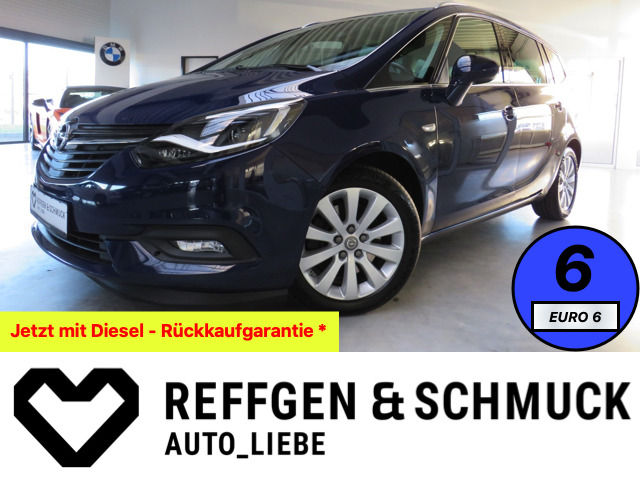 Opel Zafira Business Innovation Navi LED Kamera 1Hand