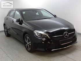 Mercedes-Benz A 180 Style DCT+Pano+Navi+LED+Thermotronic