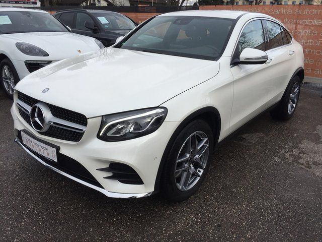 MERCEDES-BENZ GLC 250 Coupe 4Matic AMG Line Comand KeylessGo 19