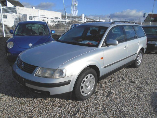 VW Passat Variant Klima,AHK.,!