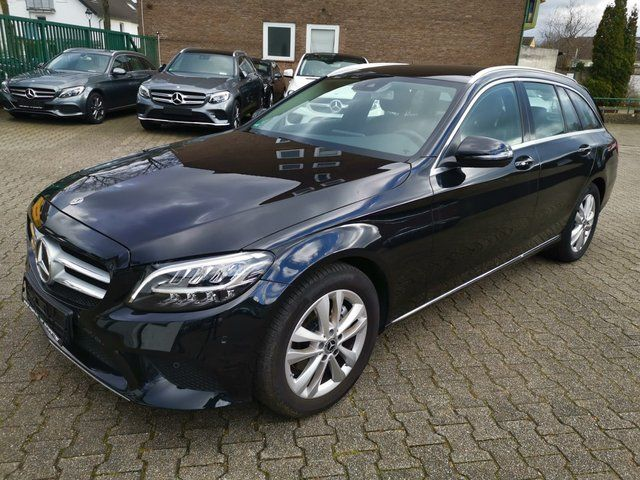 MERCEDES-BENZ C 200 d T Avantgarde Navi LED Keyless