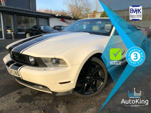 FORD Mustang  3.7 V6 Cabrio Aut.Leder XENON MFL TEMP.