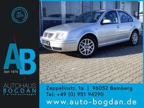 VW Bora 1,6 Special Mod. 2002 AHK-Alu-SHZ-