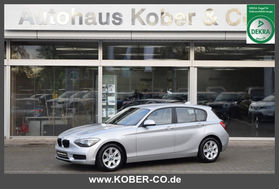 BMW 116d EfficientDynamics Edition 2 Jahre Garantie