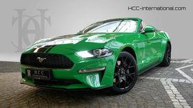 Ford Mustang Convertible 2,3 EB B&O  Premium  ACC