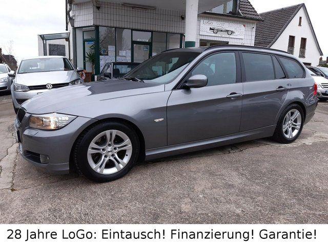 BMW 320d Touring Xenon, Navi, AHK, M-Sportfahrwerk