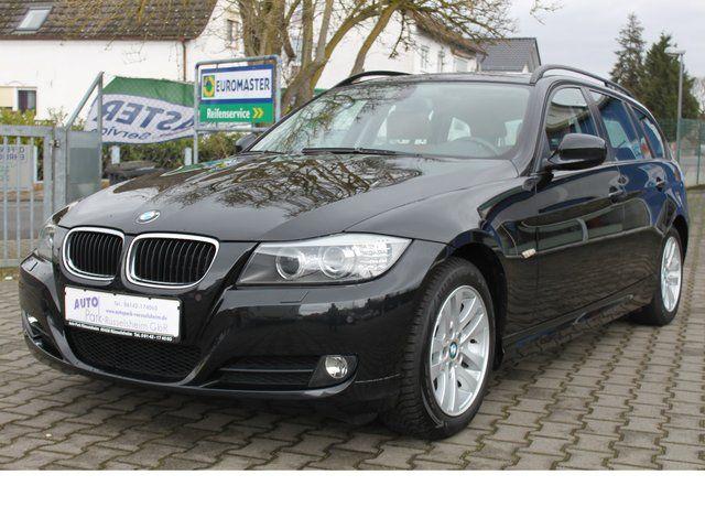 BMW 320i Touring -NAVI-LEDER-XENON-PANORAMADACH-