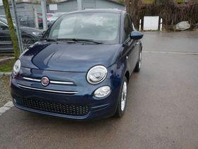 Fiat 500 1.2 8V LOUNGE - 5-JAHRE GARANTIE - UCONNECT LIVE & LINK-SYSTEM - TEMPOMAT - KLIMA - 15 ZOLL
