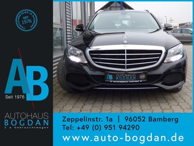MERCEDES-BENZ C 200 T BlueTEC Exclusive AHK-Navi-Parkassist-PDC