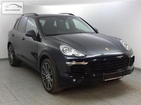 Porsche Cayenne S Diesel+Pano+AHK+StHz+Luftf+new Modell