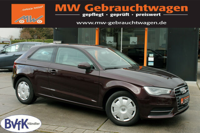 AUDI A3 1.4 TFSI Attraction ultra Navi Sport-Fahrwerk