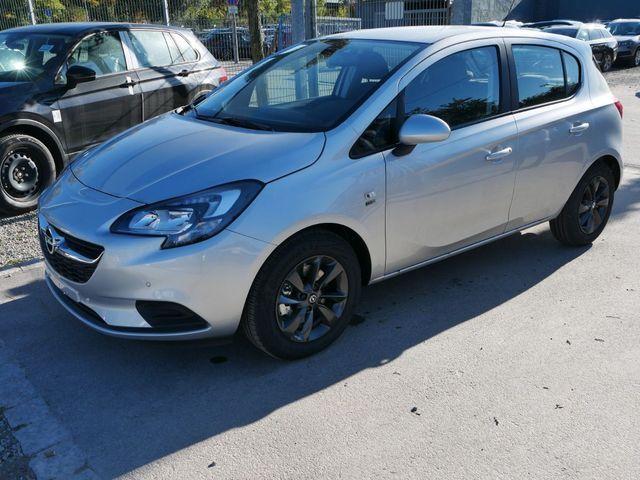 Opel Corsa 1.4 TURBO 120 JAHRE EDITION - WINTERPAKET - KAMERA - LENKRADHEIZUNG - PDC - SHZG