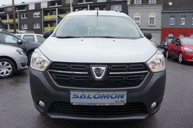 Dacia Dokker -EURO6--Scheckheft Klima-EFH-E-Spiegel