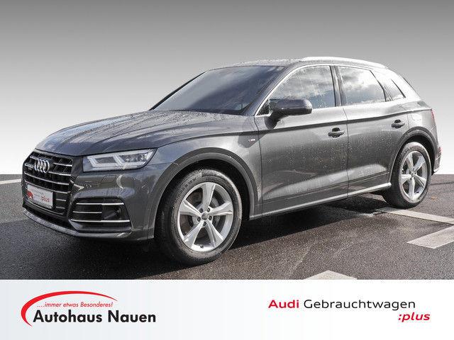 Audi Q5 TFSI 55e S tronic quattro S-line HUD, Luft, Kamera, ACC Navi Leder