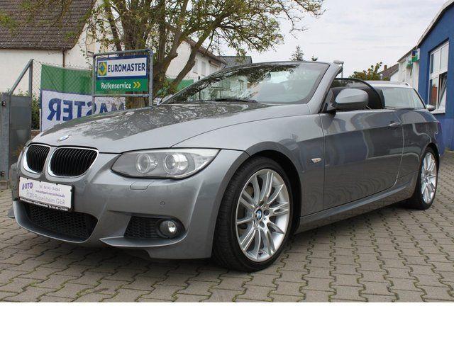 BMW 320i Cabriolet Automatik -LEDER-NAVI-PDC-ALU-