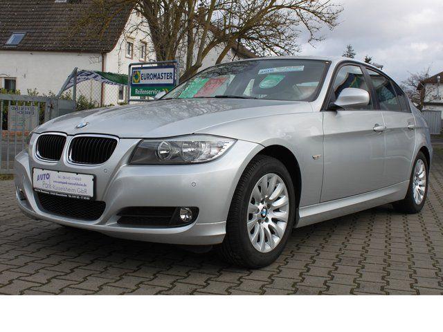 BMW 318i -NAVI-KLIMA-PDC-ALU-