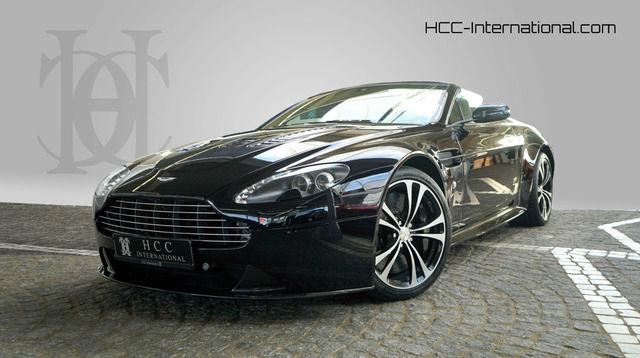Aston Martin V12 Vantage Roadster Limited Edi. 1 of 101