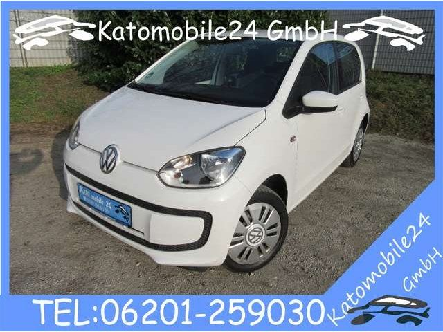 VW up! move up! eco CNG Erdgas BMT Navi EURO 6 Bluetooth
