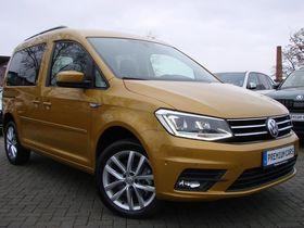 VW Caddy Comfortline 1.4TSI DSG Bi-Xenon Navi Kamera ACC PDC SHZ AHK