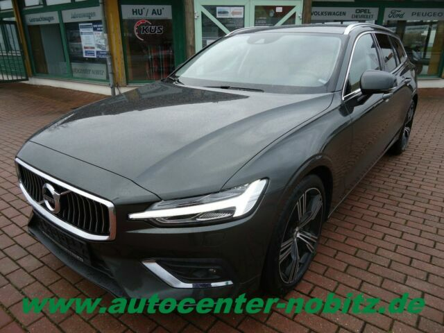 VOLVO V60 D3 Geartronic Inscription -LED-Navi-DAB-