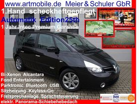 RENAULT Espace 2,0 dCi Edition 25th Panorama Fond-Entertainment