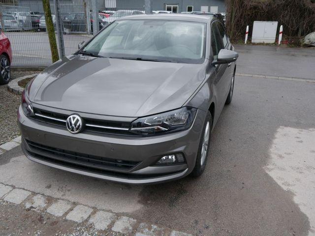 VW Polo 1.0 TSI DSG COMFORTLINE - APP-CONNECT-NAVI - PDC - SHZG - MULTIFUNKTIONS-LEDERLENKRAD