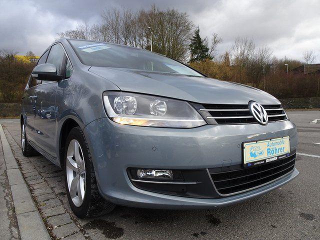 VW Sharan 2.0 TDI ''6 Sitze'' Leder Sitzheizung AHK