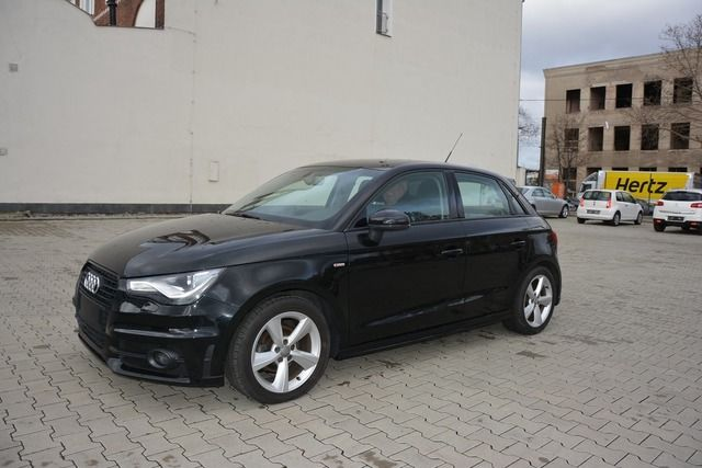 Audi Audi A1 1.2 TFSI Sportback S line edition Klimaa