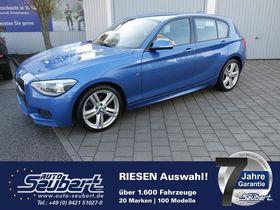 BMW 120d M SPORTPAKET - 18 ZOLL - NAVI - XENON - ALCANTARA - SITZHEIZUNG - KLIMAAUTOMATIK
