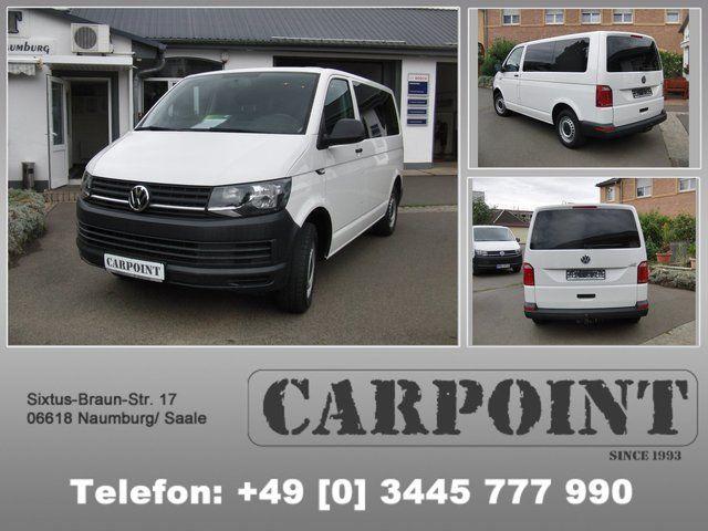 VW T6 Bus Caravelle Trendline+Klima+Standh+AHK abn.