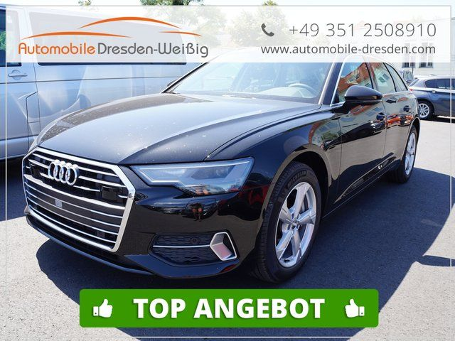 AUDI A6 45 TFSI EU6 dTemp S Tronic Sport-Navi-LED-ACC