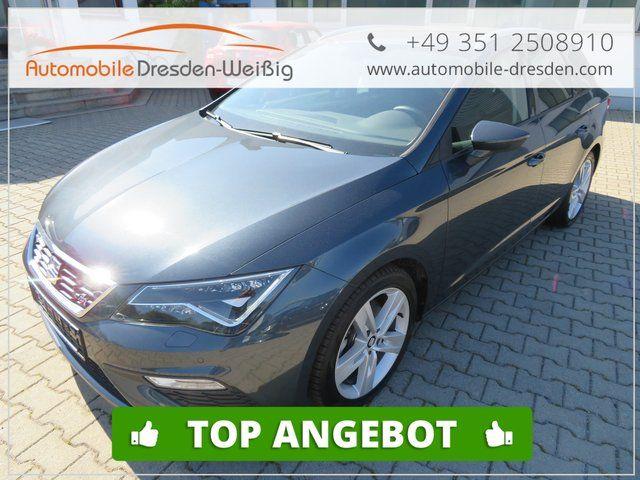 SEAT Leon 2.0 TSI ST DSG FR-LED-Navi-Beats-DAB+